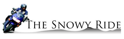 The Snowy Ride Logo