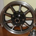 Yamaha Road Star Cast Wheels Small