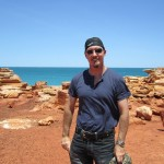 Glenn in Broome
