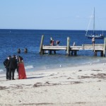 A Busselton Beach wedding