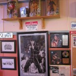 Elvis Shrine in Pentland