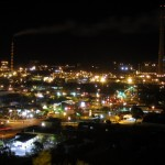 Mount Isa by night