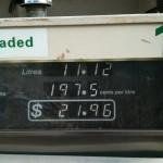 $1.98 a litre!!