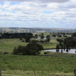 Lookout over Eden Valley