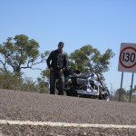130kmh zone all through the Northern Territory