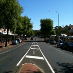 Downtown Margaret River