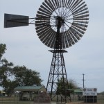 Windmill at Prairie Park