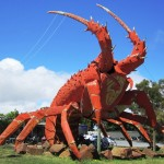 Big Lobster at Kingston SA